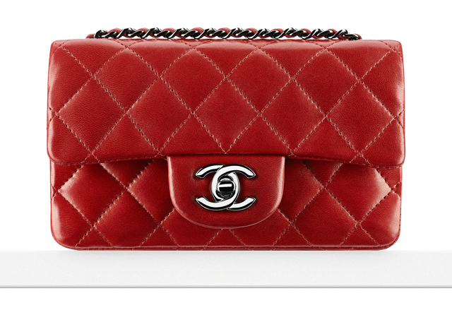 Chanel Pre-Collection Fall 2013 Handbags (14)