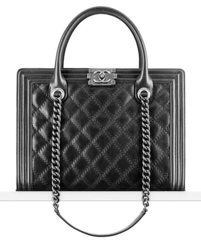 Chanel Pre-Collection Fall 2013 Handbags (24)