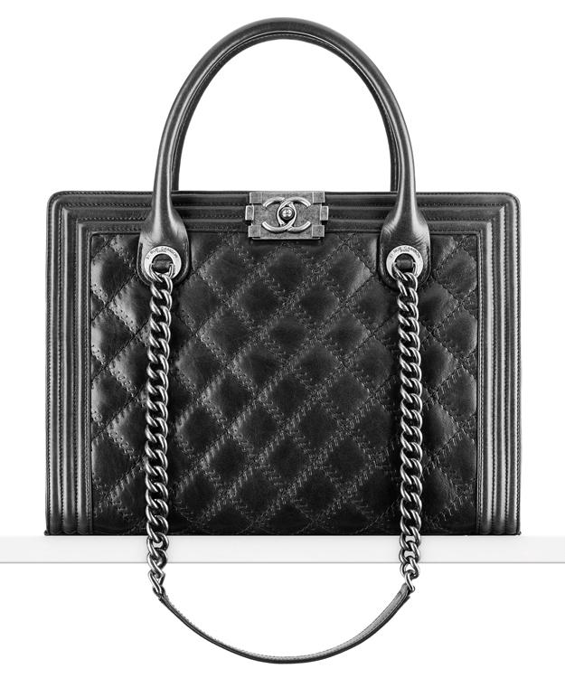 Chanel Pre-Collection Fall 2013 Handbags (24)