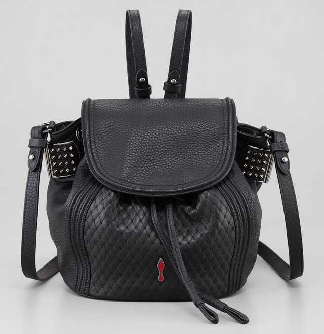 Christian Louboutin Dompteuse Spiked Backpack