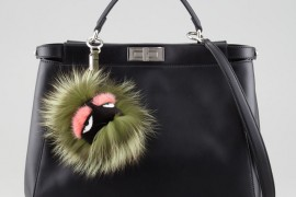 Fendi Fur Monster Charm
