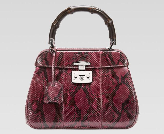 d03991833b91 Introducing Gucci Lady Lock Handbags - PurseBlog