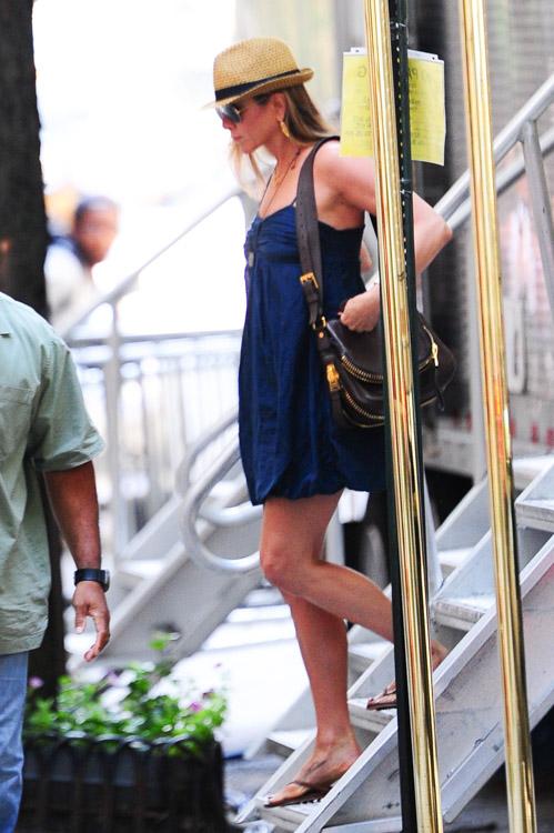 Jennifer Aniston Tom Ford Jennifer Shoulder Bag-3