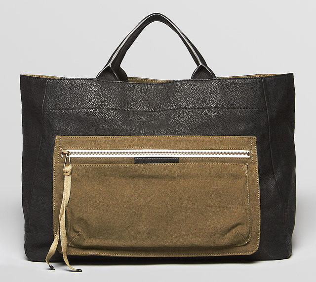 Marc By Jacobs Two Pock Gie Reversible Tote 1