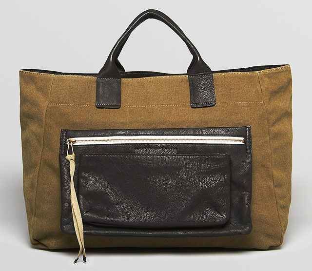 Marc by Marc Jacobs Two-Pock Biggie Reversible Tote 2
