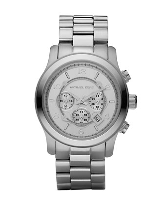 Michael Kors Oversize Runway Watch