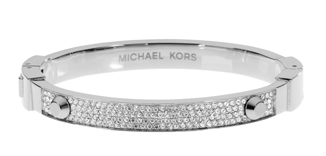 Michael Kors Pavé Hinge Bangle