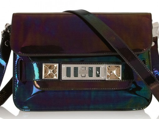 Proenza Schouler's Holographic PS11 Lives on for Fall
