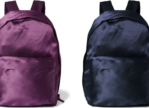 Raf Simons x Eastpak Satin Backpacks