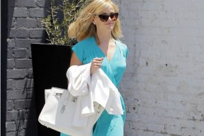Reese Witherspoon's Latest Impeccable Handbag is a White Hermes Birkin