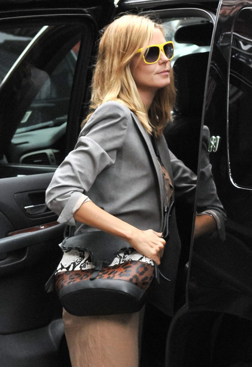 The Many Bags of Heidi Klum-12