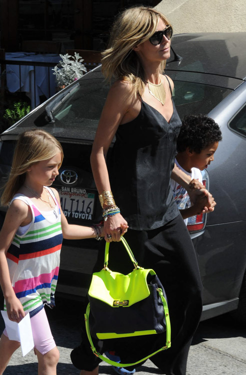 The Many Bags of Heidi Klum-16