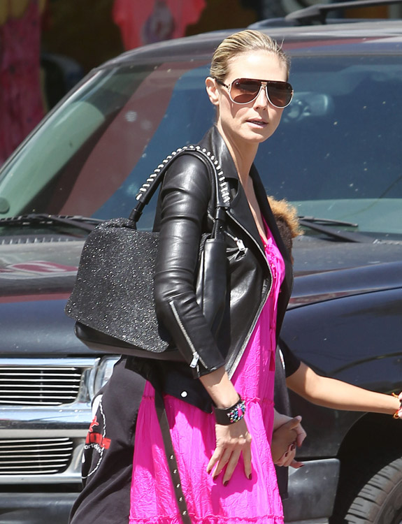 The Many Bags of Heidi Klum-17
