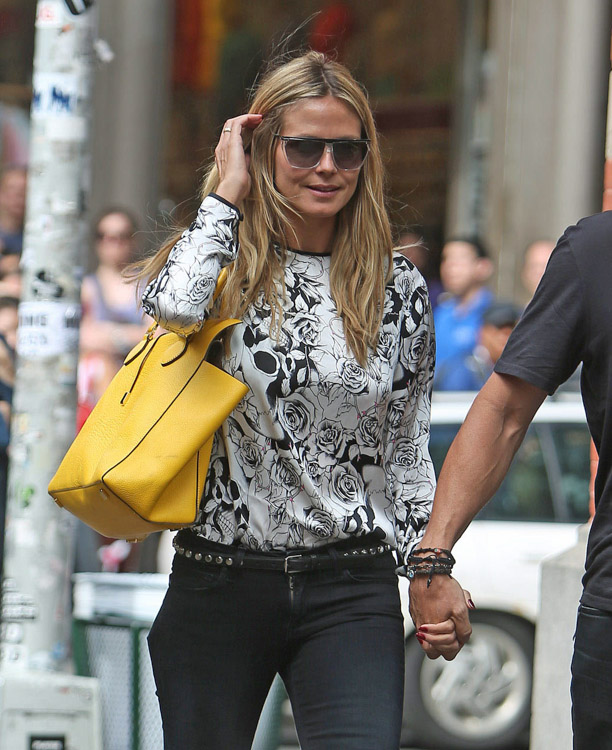 The Many Bags of Heidi Klum-18