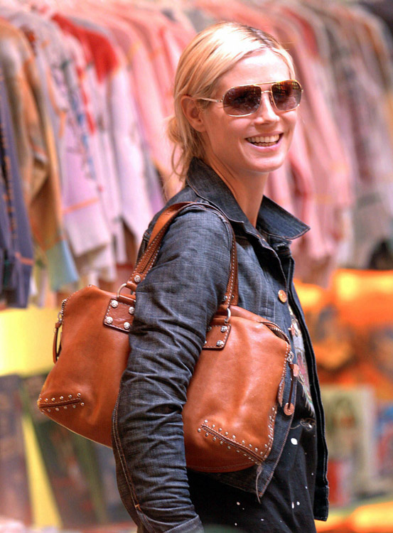 The Many Bags of Heidi Klum-2