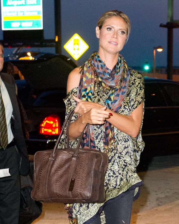 The Many Bags of Heidi Klum-20