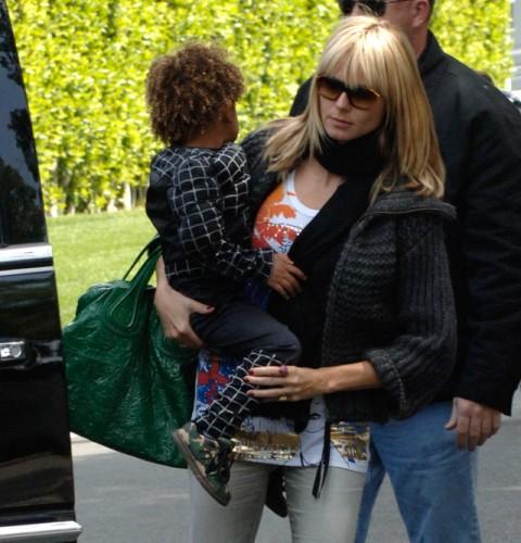 The Many Bags of Heidi Klum (5)