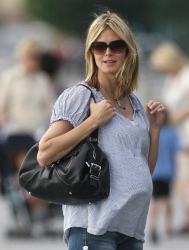 The Many Bags of Heidi Klum (9)