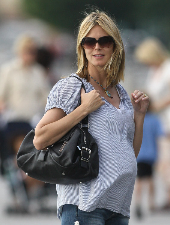 The Many Bags of Heidi Klum-6