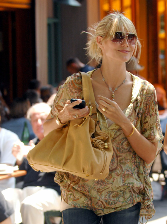 The Many Bags of Heidi Klum-9