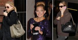 The Many Bags of Kate Hudson