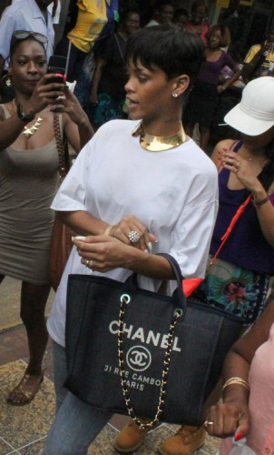 The Many Bags of Rihanna, Part Two (10)