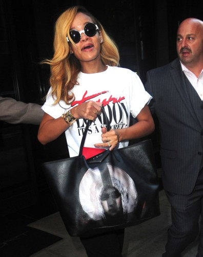 The Many Bags of Rihanna, Part Two (1)