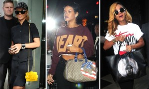The Many Bags of Rihanna Part 2