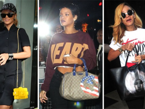 The Many Bags of Rihanna, Part Two