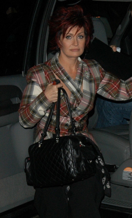 The Many Bags of Sharon Osbourne (2)