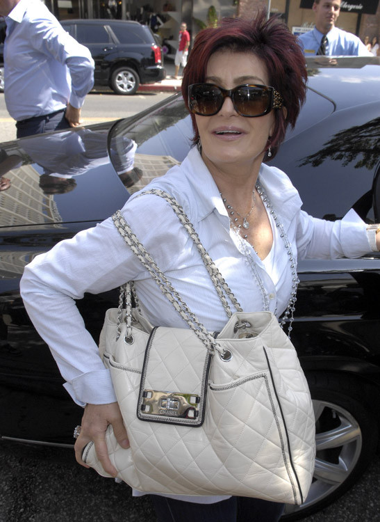 The Many Bags of Sharon Osbourne (10)