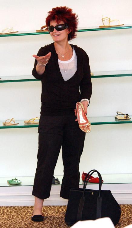 The Many Bags of Sharon Osbourne (1)