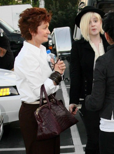 The Many Bags of Sharon Osbourne (4)