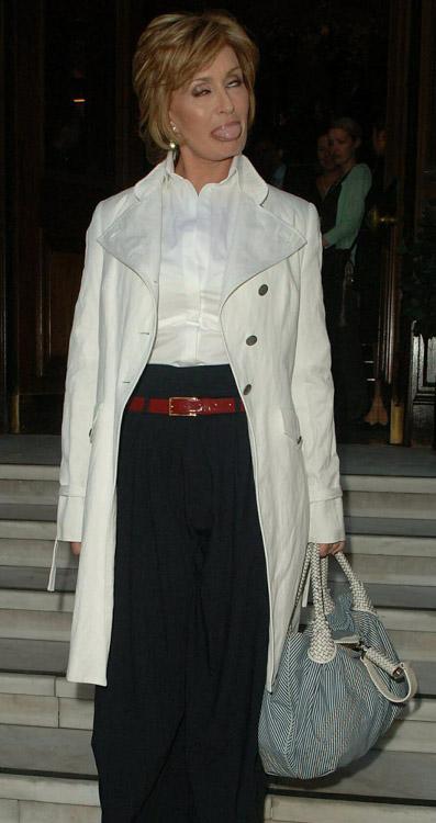 The Many Bags of Sharon Osbourne (3)