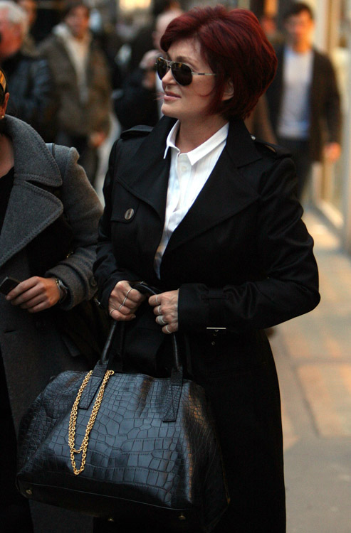 The Many Bags of Sharon Osbourne (7)