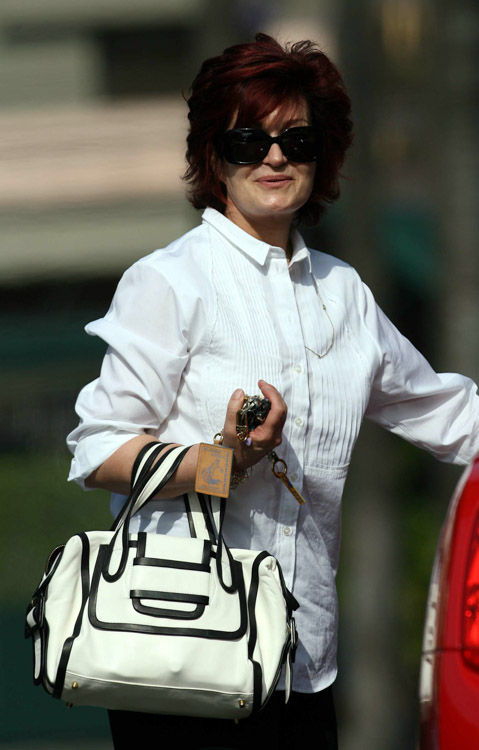 The Many Bags of Sharon Osbourne (9)