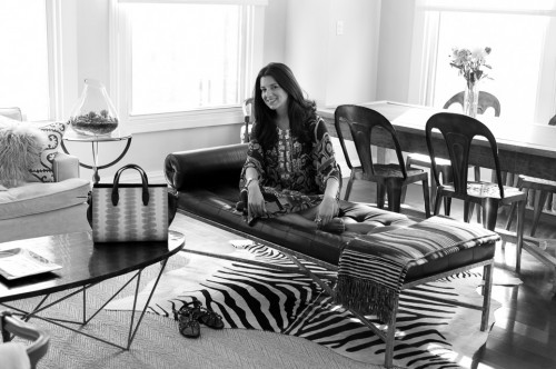 What's In Her Bag: Shira Suveyke from theOUTNET.COM (1)
