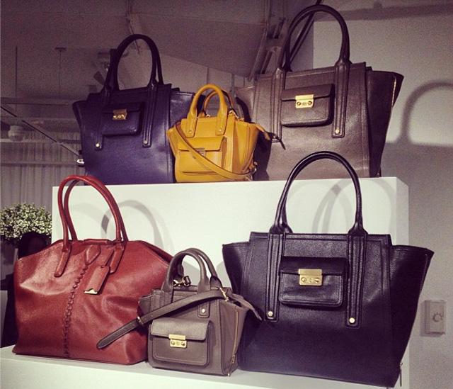 3.1 Phillip Lim x Target Handbags