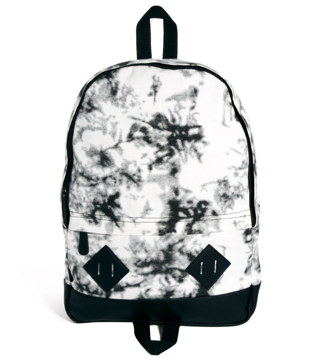 ASOS Digital Print Backpack