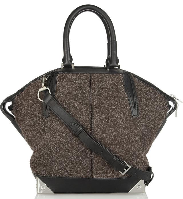 Alexander Wang Emile Tweed Bag
