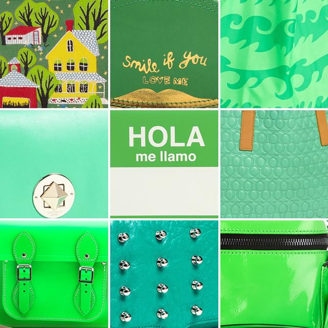 August Birthday Gift Guide Peridot Handbags