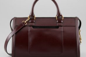 Second Time's the Charm: Belstaff Gets Handbags Right