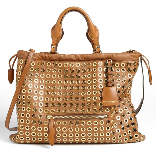 Burberry Prorsum The Big Crush Tote