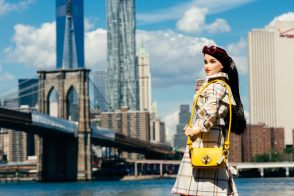 A Day in New York City with Coach Barbie