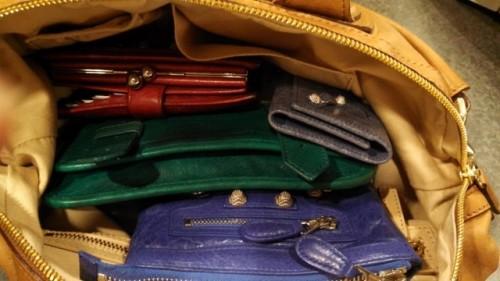 Givenchy Nightingale Bag Interior