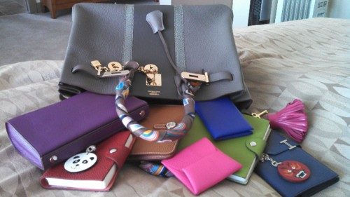Hermes Birkin and Small Leather Goods