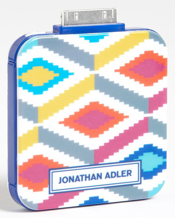 Jonathan Adler Stepped Diamonds iPhone and iPad Charger