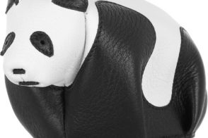 This Little Loewe Panda Might be the Cutest Coin Purse Ever