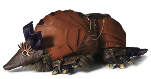 Louis Vuitton Billie Achilleos Leather Animal Sculptures (4)