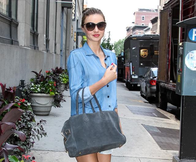 The Best Celebrity Handbag Moments of Summer 2013 (1)
